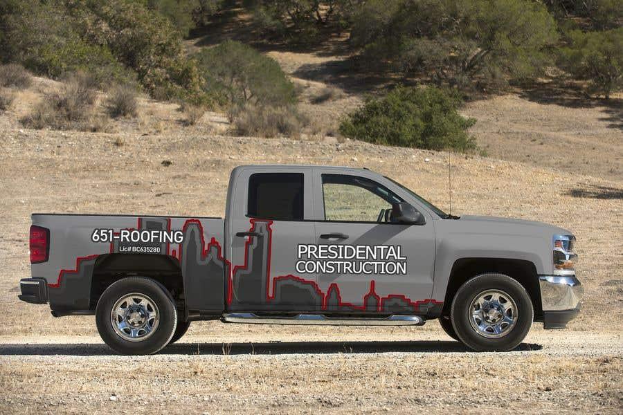 Proposition n°117 du concours Professional Business Vehicle Wrap ($625.00)