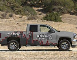 #117 for Professional Business Vehicle Wrap ($625.00) af Dorio