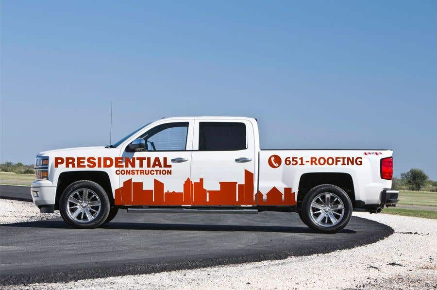 Proposition n°11 du concours Professional Business Vehicle Wrap ($625.00)
