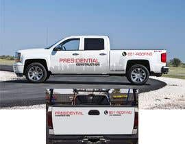 #133 for Professional Business Vehicle Wrap ($625.00) af asifcb155