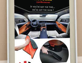"#15 untuk Sign/Poster for ""Carpet or Seat Shampoo"" oleh saurov2012urov"