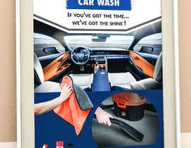 "#29 untuk Sign/Poster for ""Carpet or Seat Shampoo"" oleh saurov2012urov"