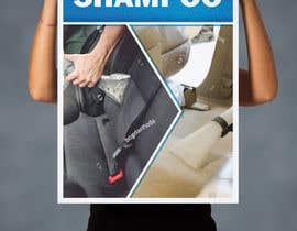 """#22 untuk Sign/Poster for """"Carpet or Seat Shampoo"""" oleh darbarg"""