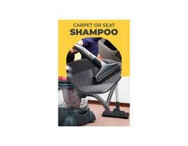 "#13 untuk Sign/Poster for ""Carpet or Seat Shampoo"" oleh mdshibly53"