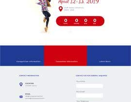 mnsiddik84 tarafından 2019 USA Dance National Dancesport Championship Web Page için no 16