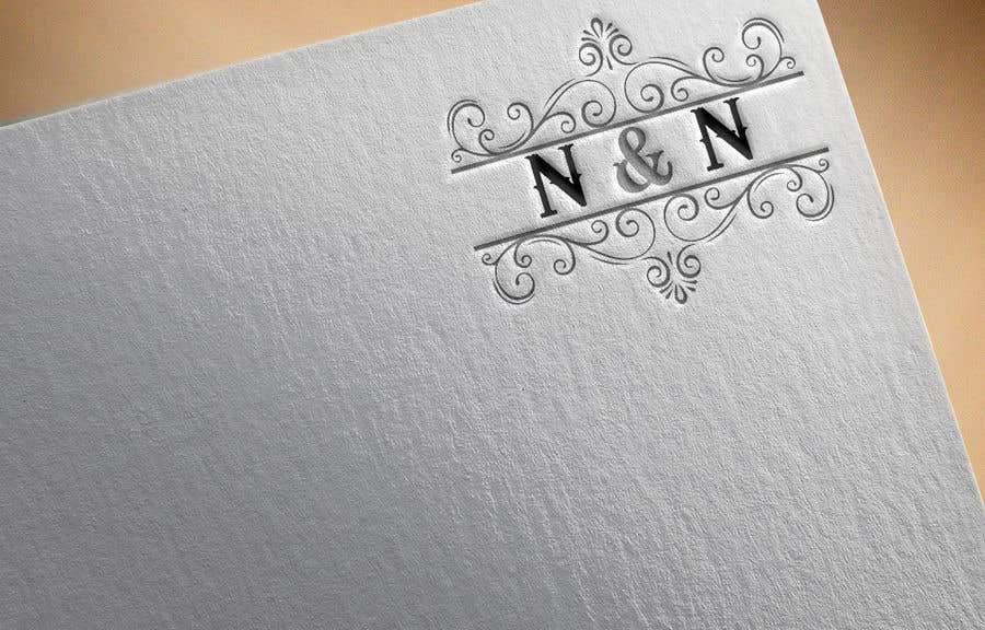 Kilpailutyö #274 kilpailussa Our wedding logo