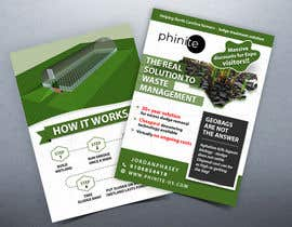 #164 for Design a promotional flyer by biswajitgiri