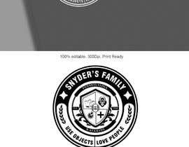 #26 for Family Crest Design af oworkernet