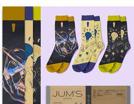 #137 for socks designers af ossoliman