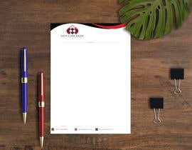 #6 untuk Logo and letter head design oleh jahidul2358