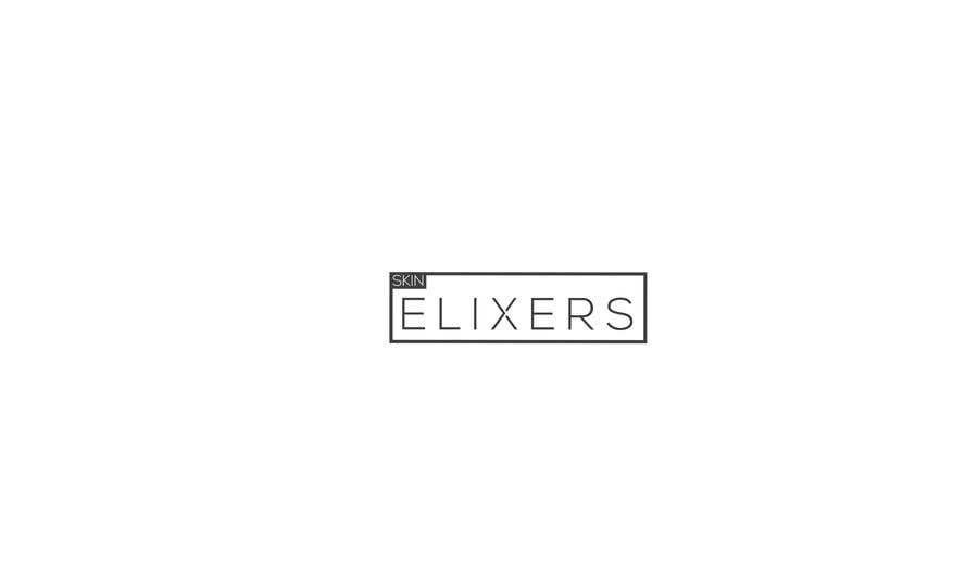 Penyertaan Peraduan #10 untuk I need a logo for a skin care company. The company is called Skin Elixers. Looking for a modern sleek logo.