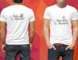 #135 for T-Shirt Art Design by Sagor97