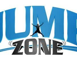 #4 para Logo Design for Jump Zone por erupt