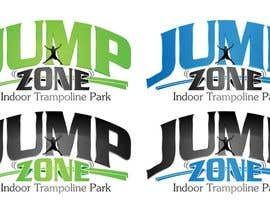 nº 29 pour Logo Design for Jump Zone par erupt