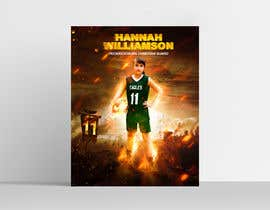 nº 36 pour Intimidating Basketball Design par IslamNasr07