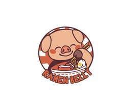 #60 for Logo design for a trendy ramen restaurant by valeriapotaichuk