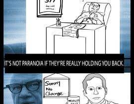 Nro 4 kilpailuun Original Cartoon - Office Humor käyttäjältä MridulRoy23
