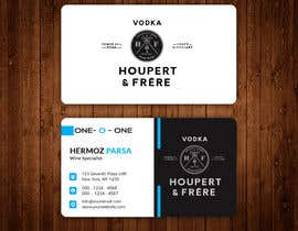 Designshovro tarafından Business card için no 4