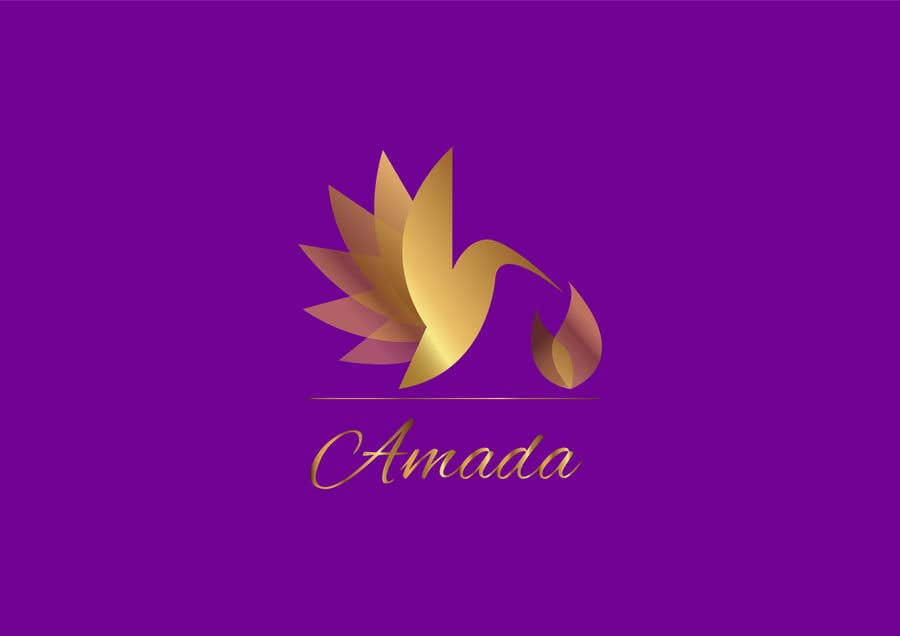 """Konkurrenceindlæg #46 for Logo for a jewelry called """"Amada"""""""