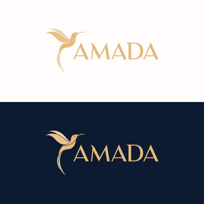 """Konkurrenceindlæg #25 for Logo for a jewelry called """"Amada"""""""