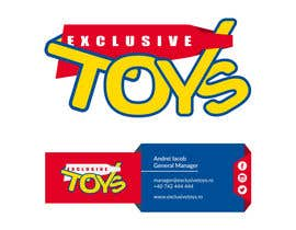 #119 for Design a Logo for a Toy Company & Email Signature af uzzal8811