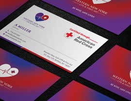 #96 para design double sided business card - WNY CPR por aminur33