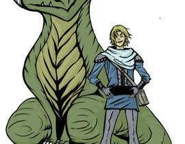 #51 cho Illustration of Linus & Dragon bởi D3baser
