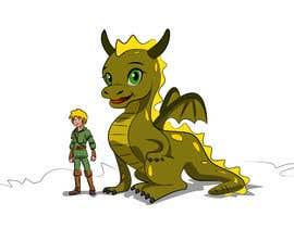 #3 cho Illustration of Linus & Dragon bởi kesabk