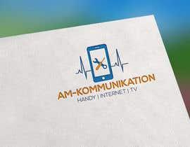 Nro 58 kilpailuun Modern minimalist logo design for a mobile phone store käyttäjältä creativefiveshoh