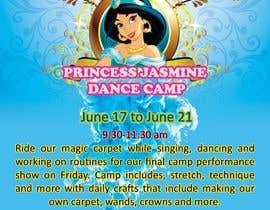 Nro 2 kilpailuun Princess Jasmine Dance Camp käyttäjältä denkokaja