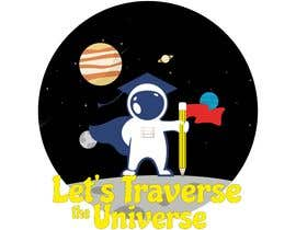 #9 for logo & coloring sheet - Let's Traverse the Universe by DrX10