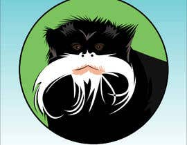 #3 untuk Make Cartoon Drawing of Face Of Tamarin Monkey oleh Sheeraz403Abbasi