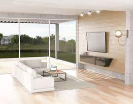 nº 32 pour Blender living room & interior 3D Design par GagiLupic