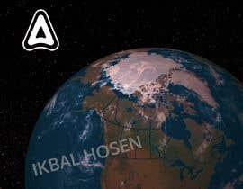 Nro 16 kilpailuun Photoshop a picture of North America käyttäjältä ikbal117