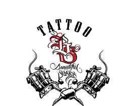 #6 untuk Design Tattoo Logo From a Provided Mock Up oleh juliavp
