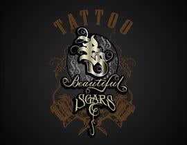 #9 untuk Design Tattoo Logo From a Provided Mock Up oleh ThinkArt007
