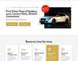 nº 12 pour Redesign Home Page par saidesigner87