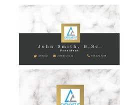 #37 para Business Card, Letterhead and shirt embroidery design por AhmedKhiedr