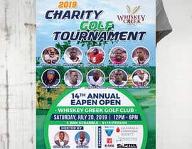 #4 для Charity Golf Tournament Flyer от MooN5729