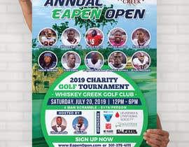 #15 для Charity Golf Tournament Flyer от MooN5729