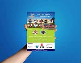 #45 для Charity Golf Tournament Flyer от diptisamant84