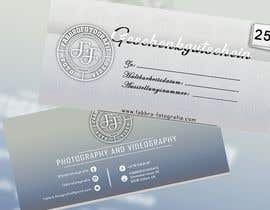 #9 for Design a matching gift certificate for my website. by georgesolomonh