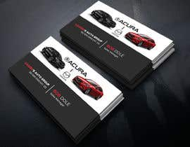 #209 for Design a business card by redwanhussein52