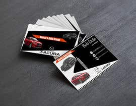 #39 for Design a business card by Shr13500