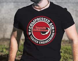 #183 for T Shirt design - logo and slogan af stsohel92