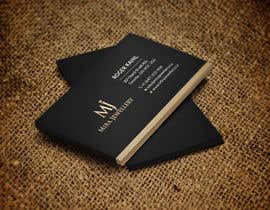 #520 untuk Design a Business Card for a Jewellery Company oleh pritishsarker
