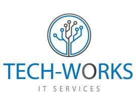 nº 32 pour Logo pour notre société de services informatiques par sobhiMed