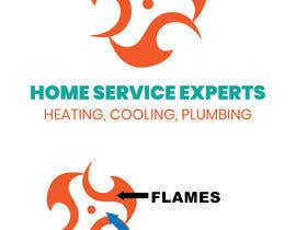 #280 for Creative Logo Needed for a Heating, Cooling, and Plumbing Company af menasobhy88