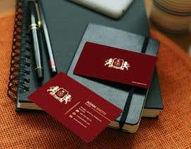 #77 para Business card design por mirzasohel527