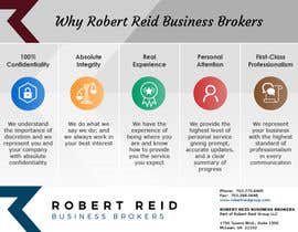 #15 for Design Infographic showing Why Robert Reid Business Brokers by kesabk